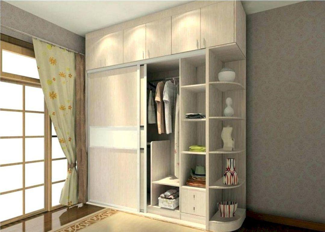20 Fabulous Bedroom Cabinet Design That Look More Beautiful Teracee Wardrobe Design Bedroom Wooden Wardrobe Design Wardrobe Design