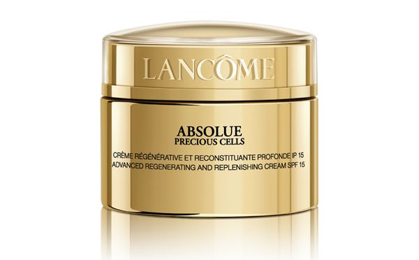 Lancome's Absolue Eye Precious Cells. I'm not a fan of expensive products, but this one is worth it. You don't need much and be sure to apply with a Q-tip.