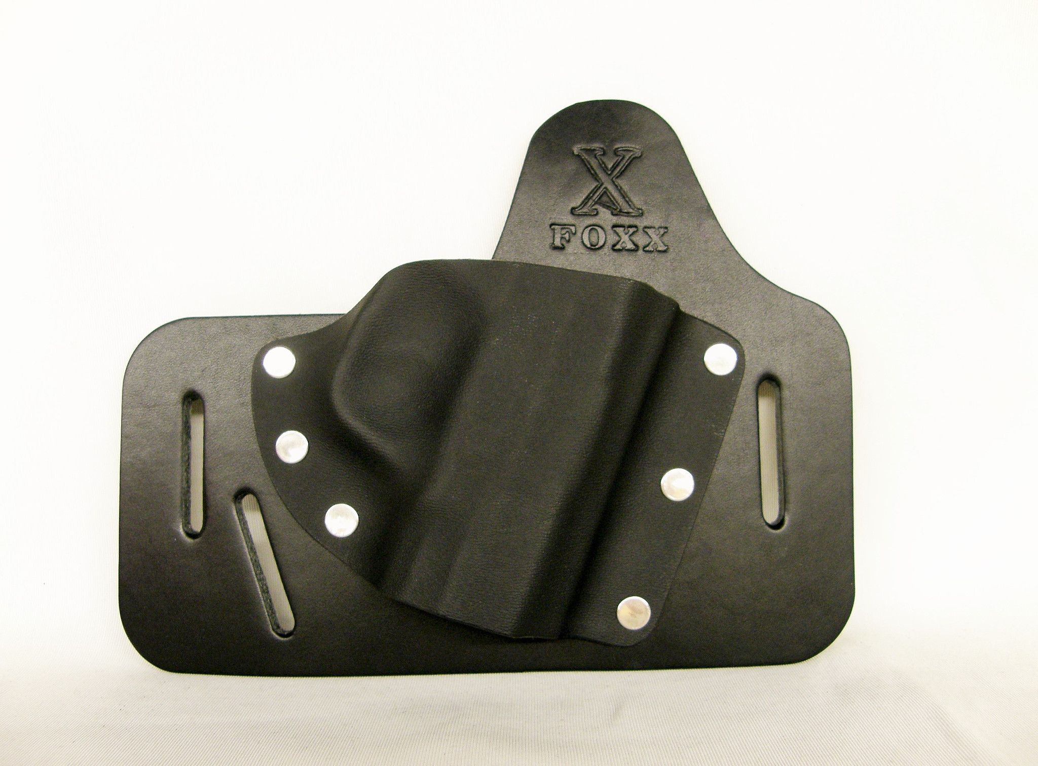 Foxx Holsters NEW Adjustable Outside the Waistband Hybrid Holster