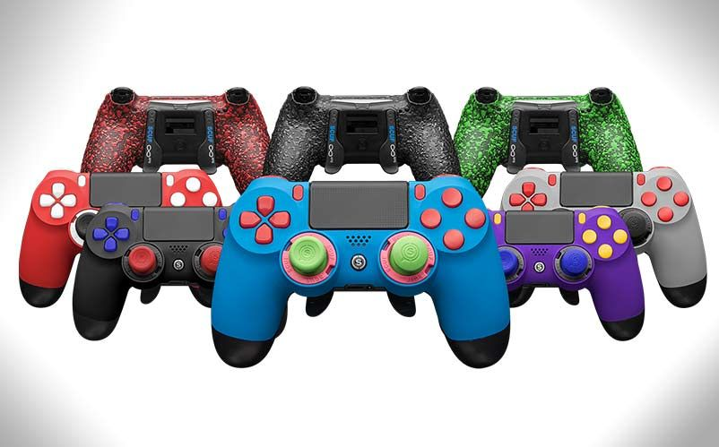 SCUF Infinity 4PS Custom PS4 Controllers | Game Boy! | Videos