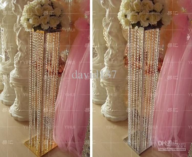 wedding pillars columns for sale made in china event decoration