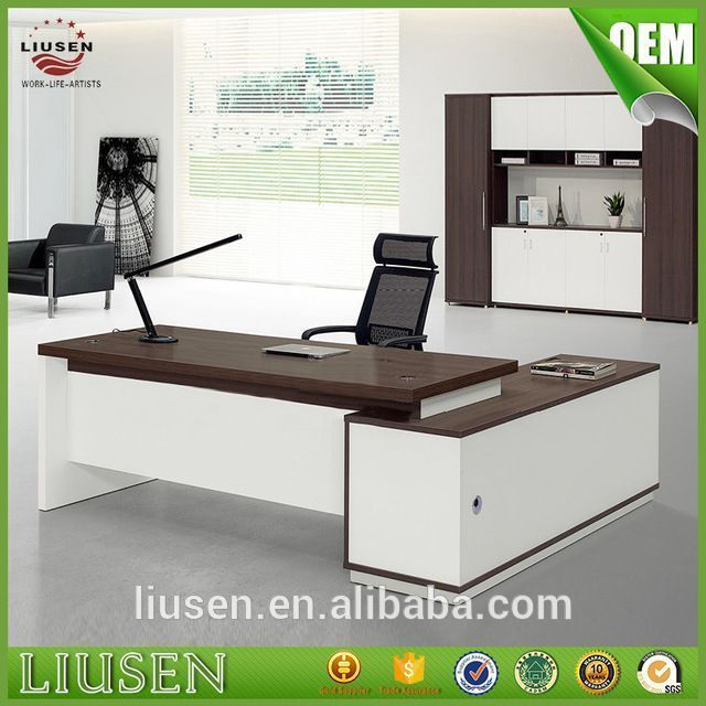 eco friendly office furniture. Source 2017 New Design Eco Friendly Wooden Office Computer Table Modular Melamine Executive Furniture