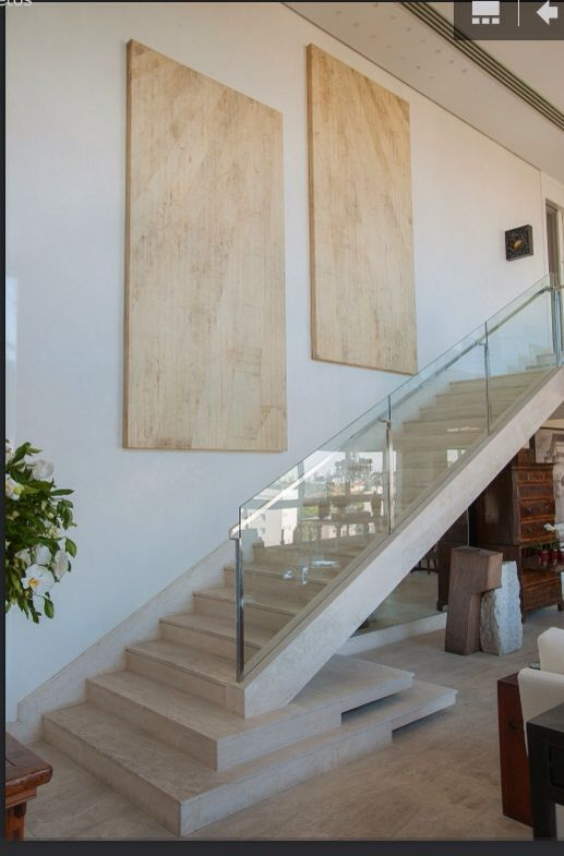 Like The Base Of These Stairs. This Person Is An Amazing Architect And  Designer. Ana Maria Vieira Santos Arquitetura E Design De Interiores