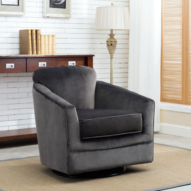 Brooke Swivel Glider By Greyson Living Furniture Living Room