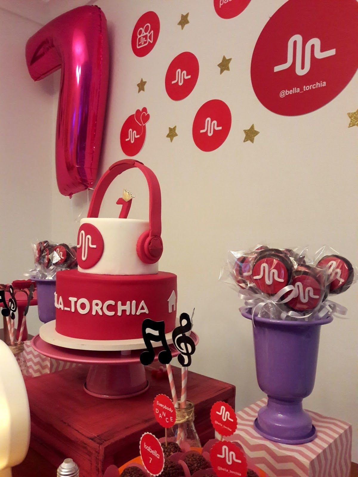 Musically Birthday Cake Lizzy Musically T Musical Ly