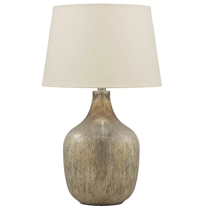Monico 27 25 Gold Table Lamp In 2021 Glass Table Lamp Gold Table Lamp Grey Table Lamps