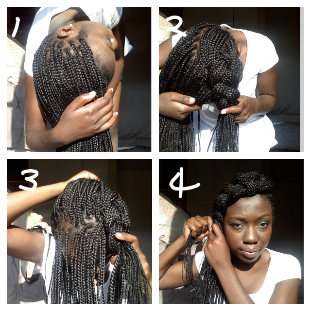 50 exquisite box braids hairstyles to do yourself hair style and 50 exquisite box braids hairstyles to do yourself solutioingenieria Images