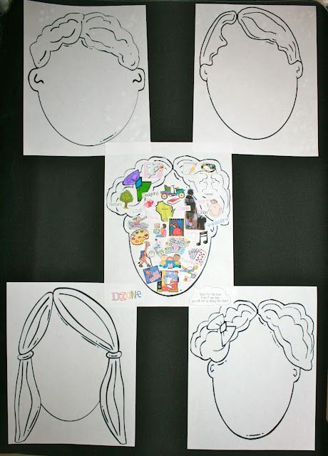 Classroom Freebies: What's On Your Mind?