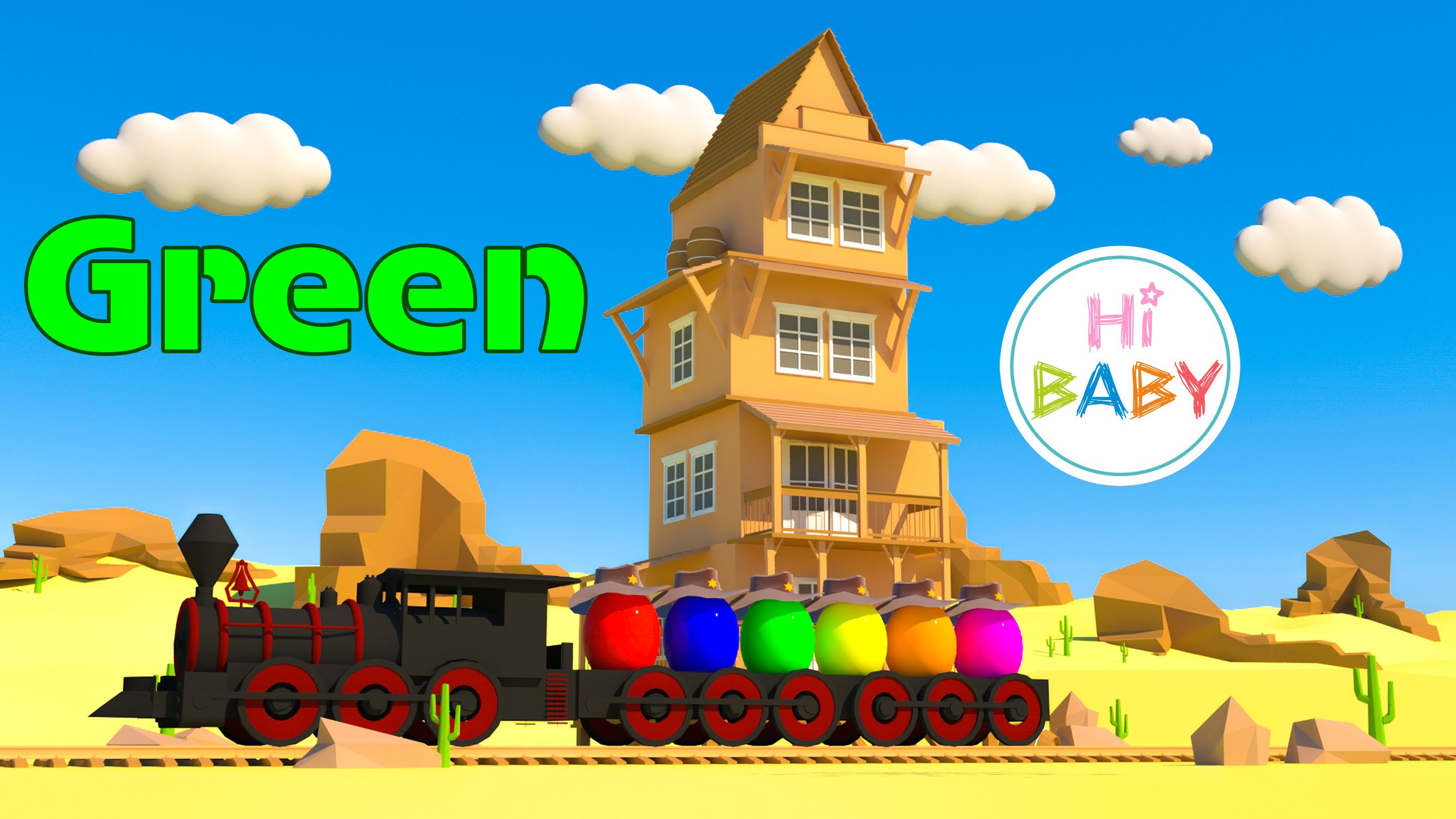 Colors For Children To Learn With Train Toys Colors Videos Collection Hi Baby 2018 Coloring For Kids Toy Train Learning Colors