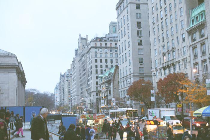 honey & silk: New York, New York