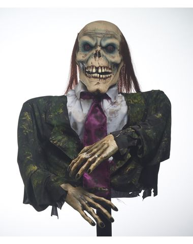Out of Ground Zombie Man #Halloween decorations My Favorite Day of - zombie halloween decorations