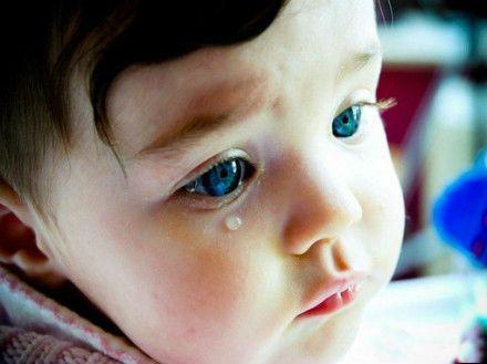 baby weetjes eerste tranen