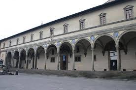 Ospedale degli innocenti Filippo Brunelleschi 1419-1451 Firenze, Piazza della Santissima Annunziata