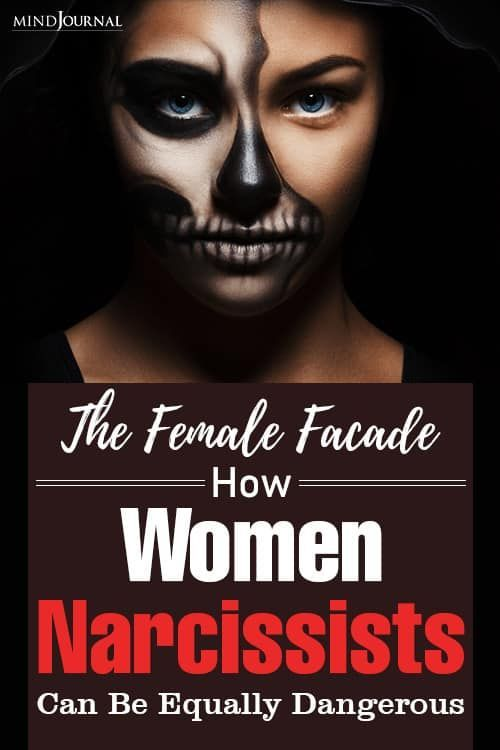 The Female Facade: How Women Narcissists Can Be Equally