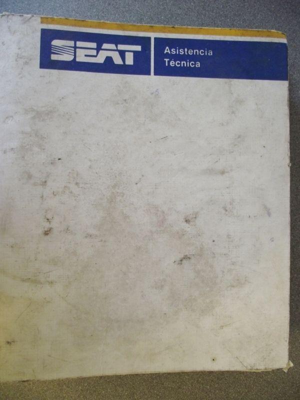 seat toledo engine repair manual vol 1 1991 jacks workshop manuals rh pinterest com Seat Toledo 2006 Seat Toledo 2001 Headlamp
