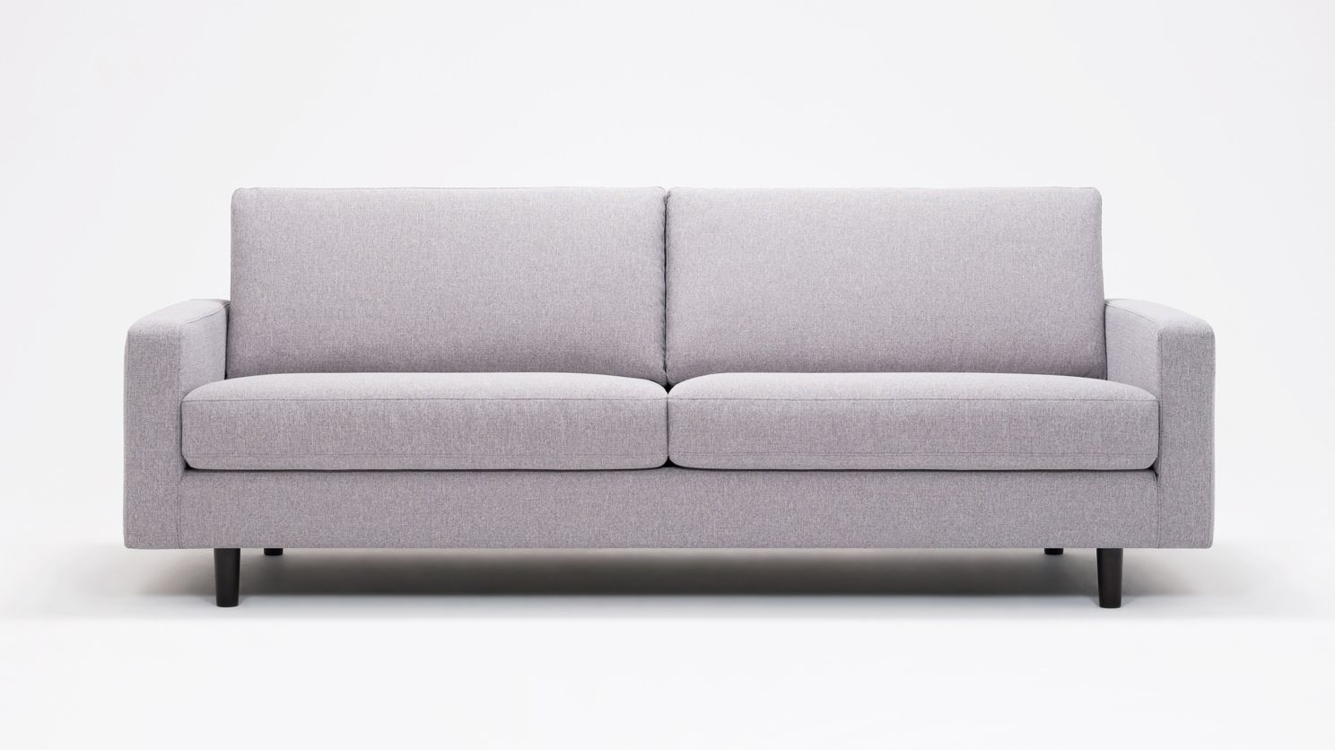 Eq3 Oskar 85 Quot Sofa Panama Grey Home Sofa Modern