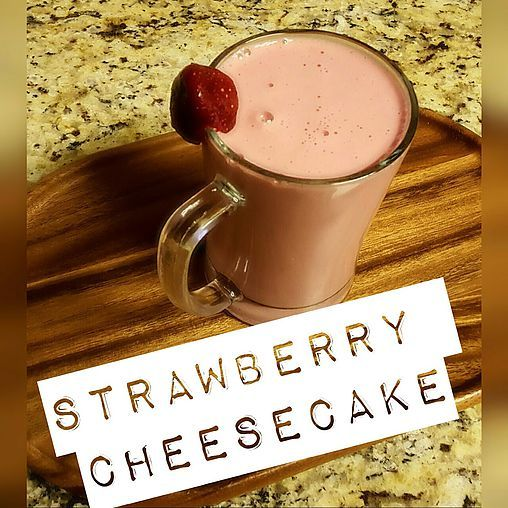 Fit Life Bound | Strawberry Cheesecake Shakeology