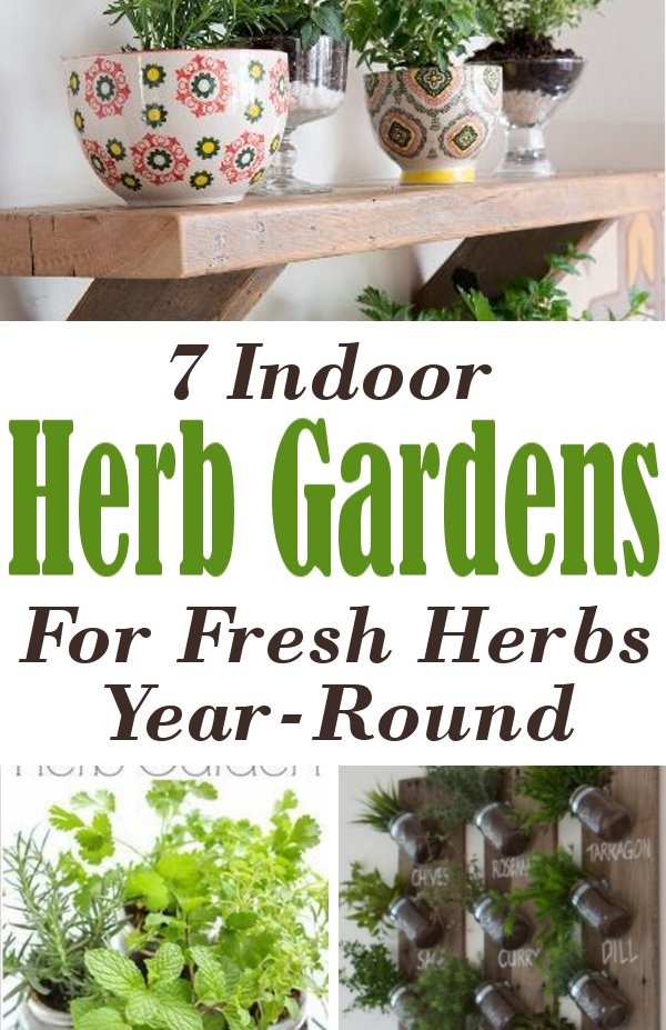 7 indoor herb gardens for fresh herb year round diy home on indoor herb garden diy wall mason jars id=20980
