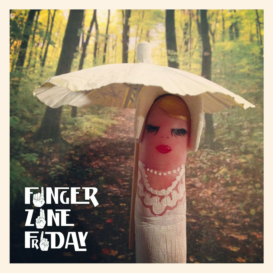 Souther Bell FiNGER ZiNE FRiDAY