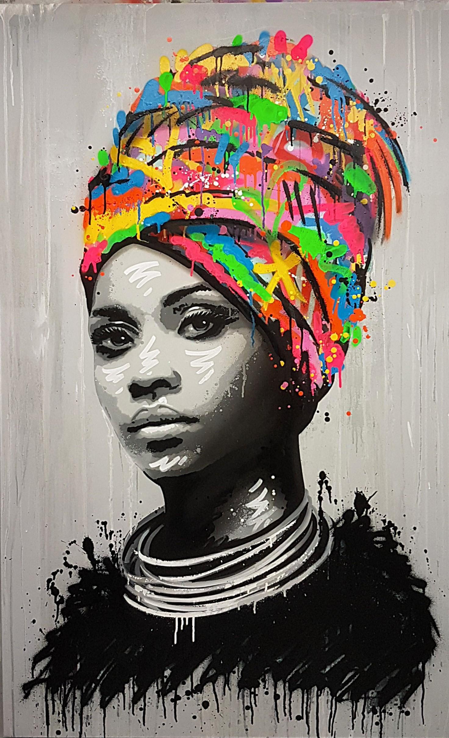 SEATY - Niamey | Peinture africaine, Afrique art, Peinture dessin