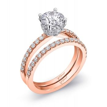 Rose Gold Diamond Ring Fit For A Rustic Fairytale Wedding Rustic