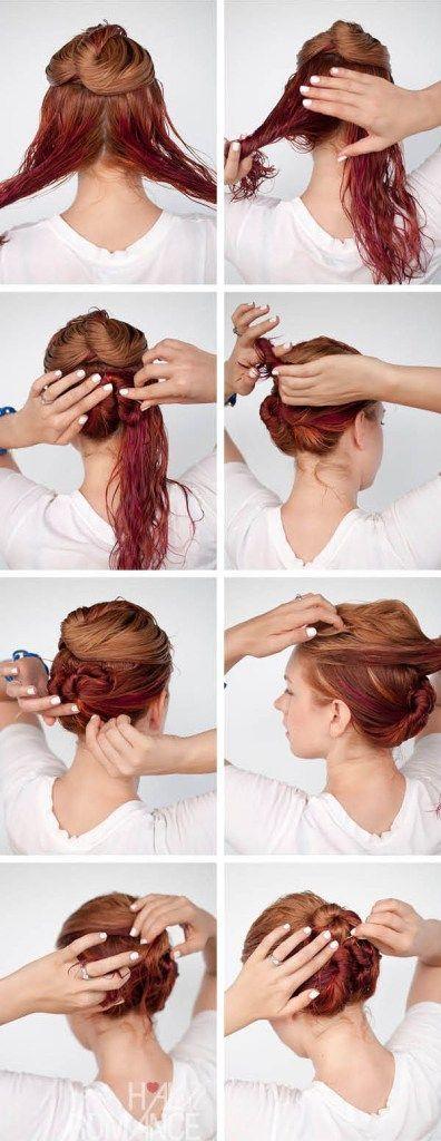 Look da favola con i capelli bagnati 8 acconciature facili senza  asciugarli + BONUS ;
