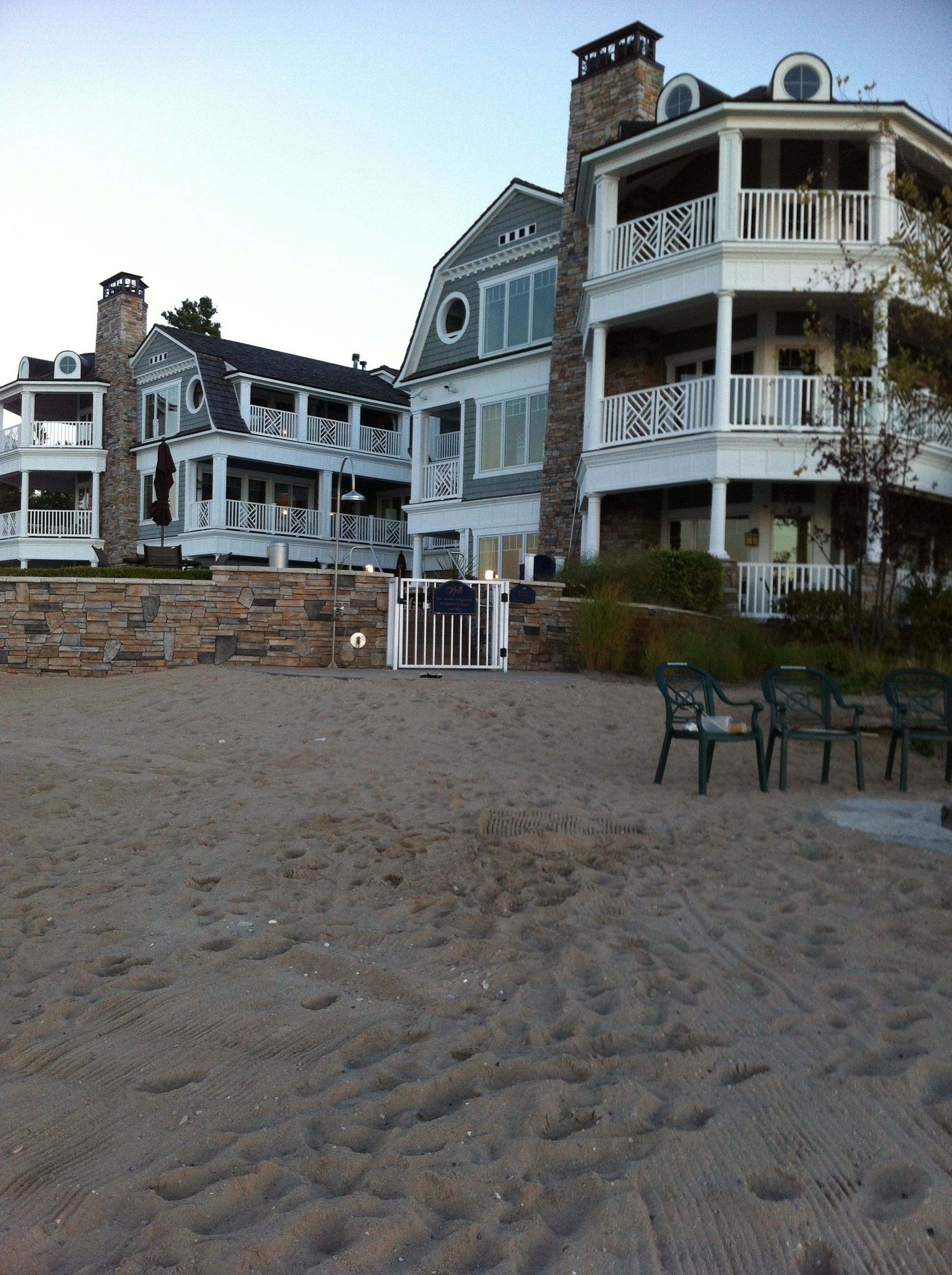 Our Hotel Le Bear Resort Vacation 09 30 12 In Glen Arbor Mi