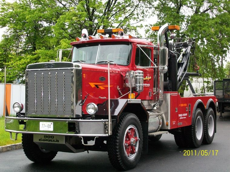 This Was Formerly An Mtc Towing Wrecker It Has Been Updated With