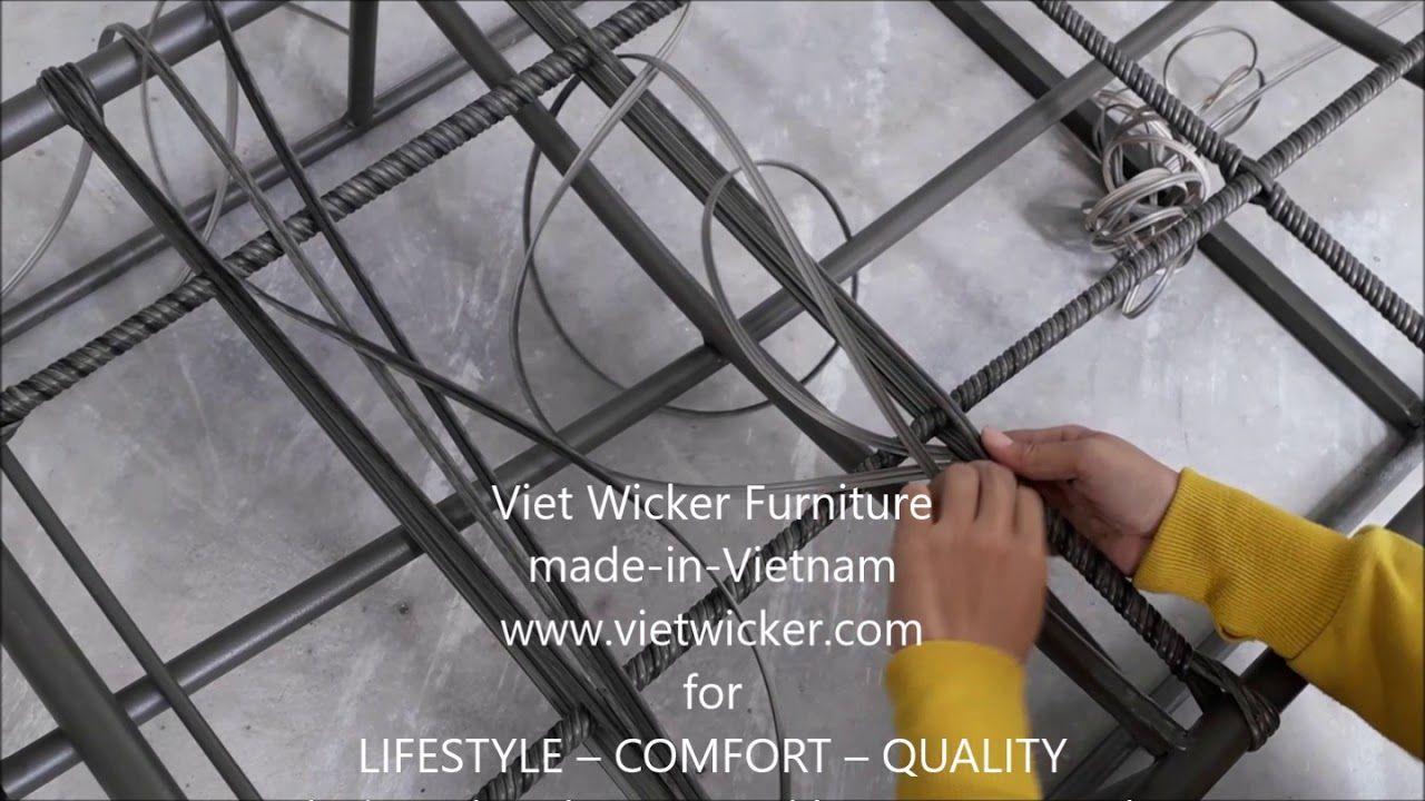 Viet Wicker Furniture Made In Vietnam 20181018 Series 01 ...
