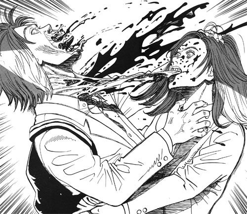Mangareader Horror: This Time Won't You Save Me?