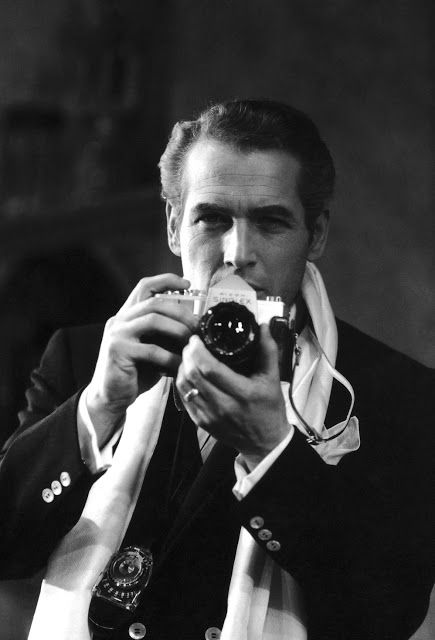 anthony luke's not-just-another-photoblog Blog: Famous People With a Camera
