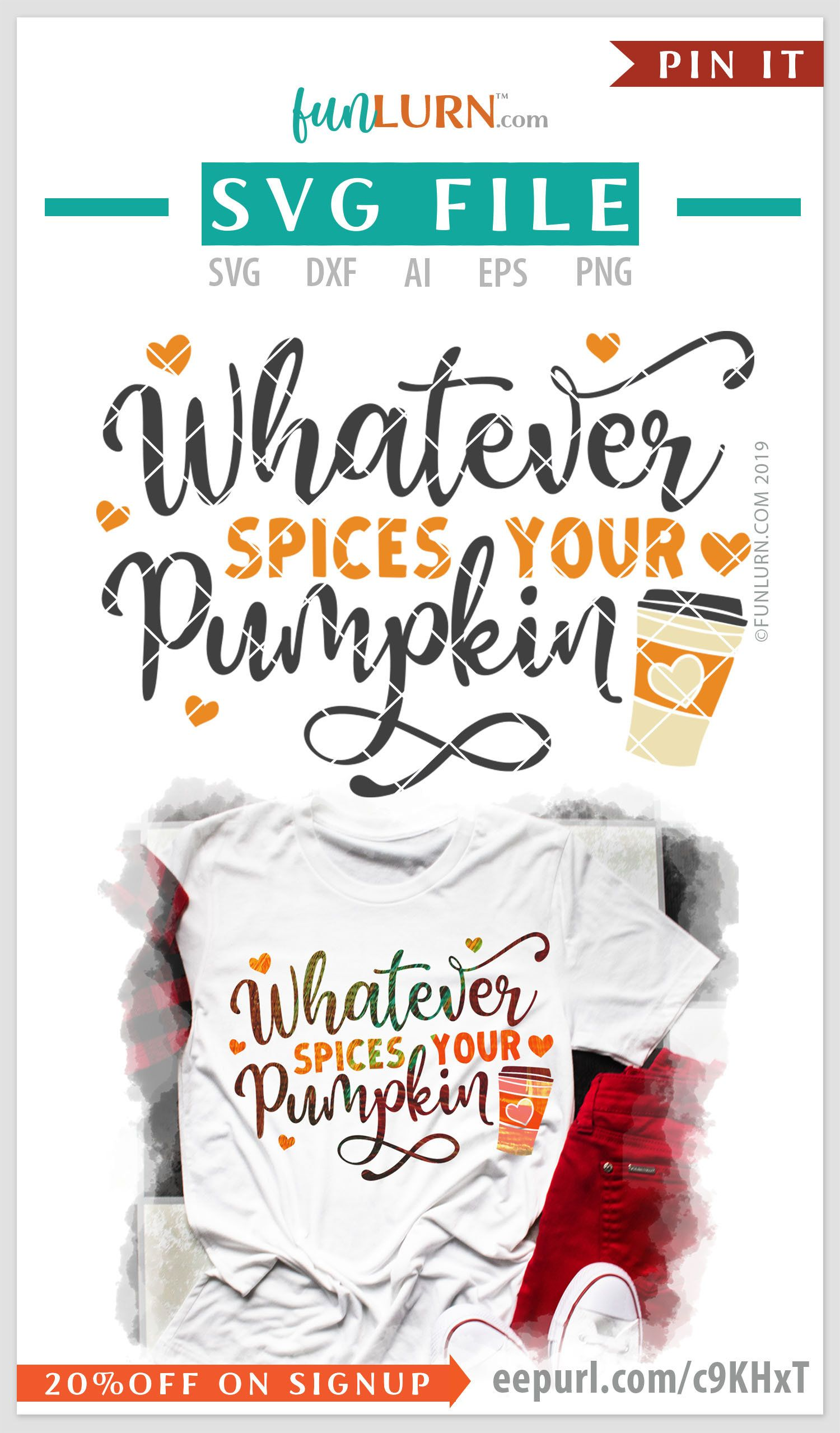 Whatever spices your pumpkin svg Svg, Silhouette studio