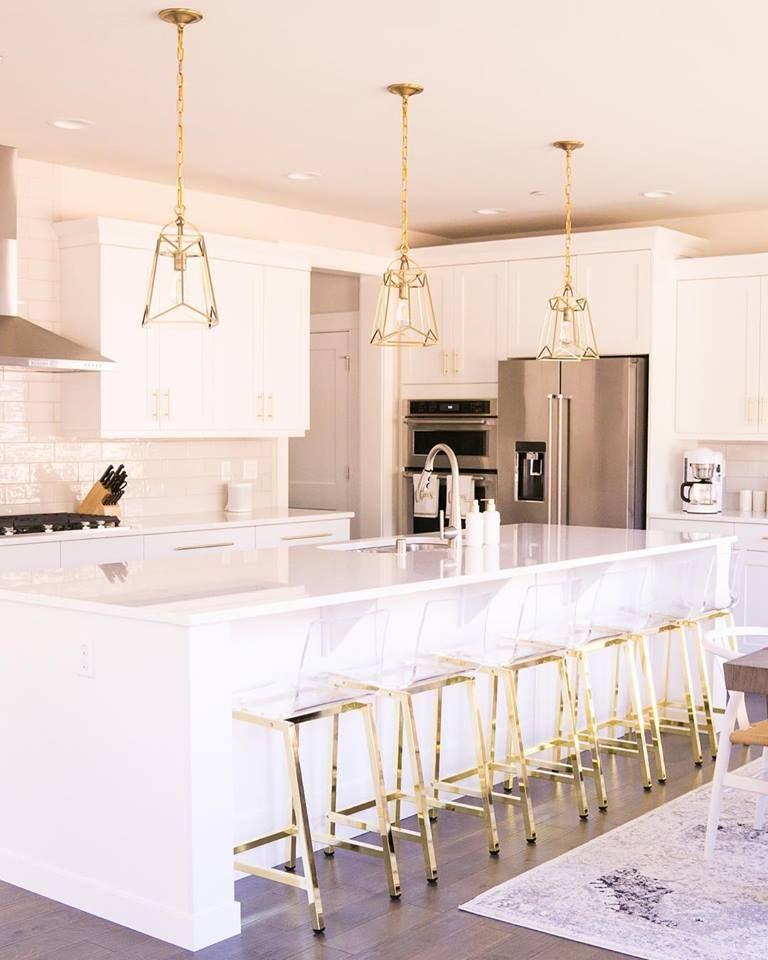 Fantastic Connected Bar Stools And Lights Kitchen New In 2019 Inzonedesignstudio Interior Chair Design Inzonedesignstudiocom