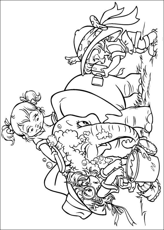 kleurplaat alvin en de chipmunks alvin en de chipmunks