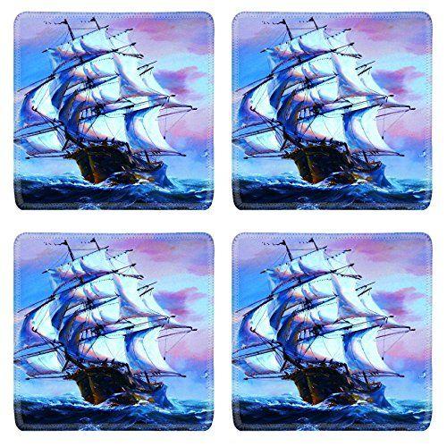 Carolines Treasures Yellow Boat II Sailboat Floor Mat 19 x 27 Multicolor