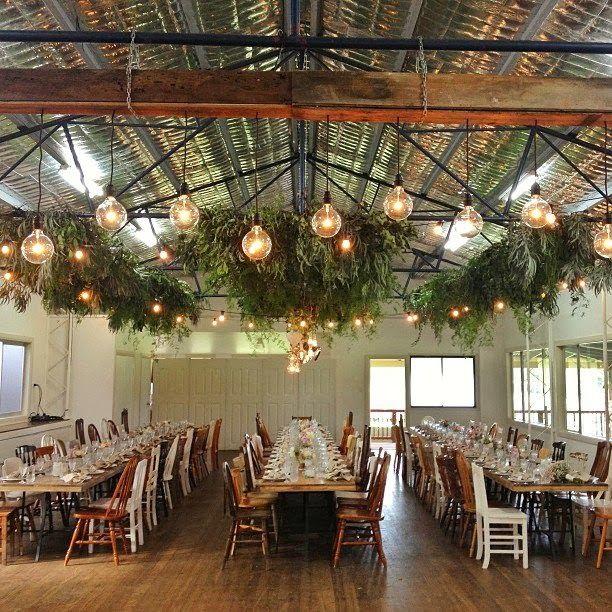 Wedding Ideas Queensland: The Wedding Style Blog: Impressive Hanging Flower
