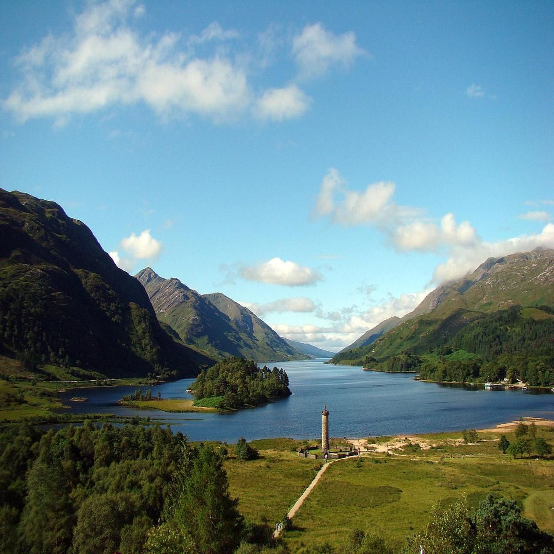 Schotland Highlands