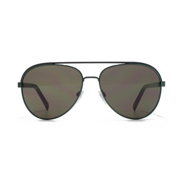 Just Cavalli Aviator Sunglasses (680 RON) ❤ liked on Polyvore featuring  accessories, eyewear a25bef3c9b