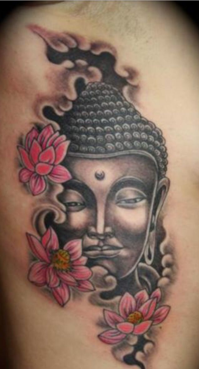 Pin by leigh stevenson on Buddha Tattoos | Pinterest ...