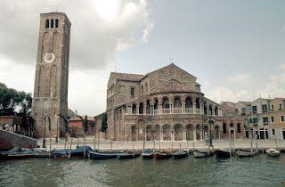 San Donato Murano Church, Venice