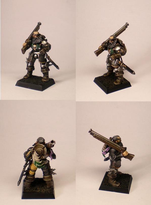 Captain, General, Handgun, The Empire, Warhammer Fantasy, Wulfgar