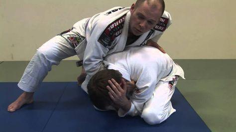 Movimientos de jiu jitsu brasileno
