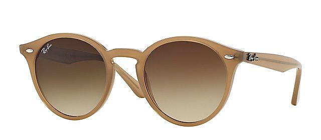 0dc26a00a9cc6 Ray-Ban RB2180 616613 49-21 RB2180 Light Brown sunglasses