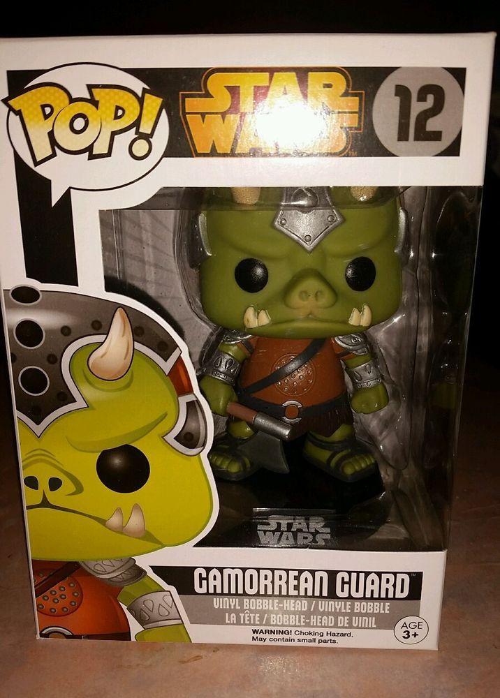 Gamorrean Guard Pop! Vinyl Bobble Head damage box in Collectibles, Pinbacks, Bobbles, Lunchboxes, Bobbleheads, Nodders   eBay