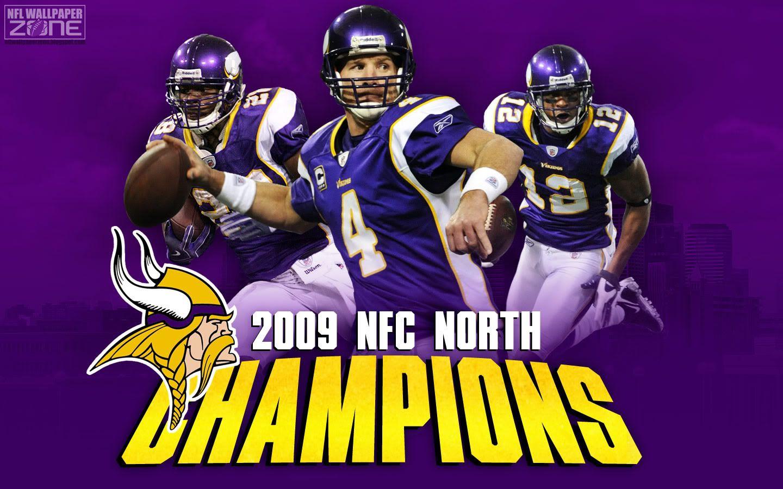 MINNESOTA VIKINGS Minnesota Vikings 2009 NFC North