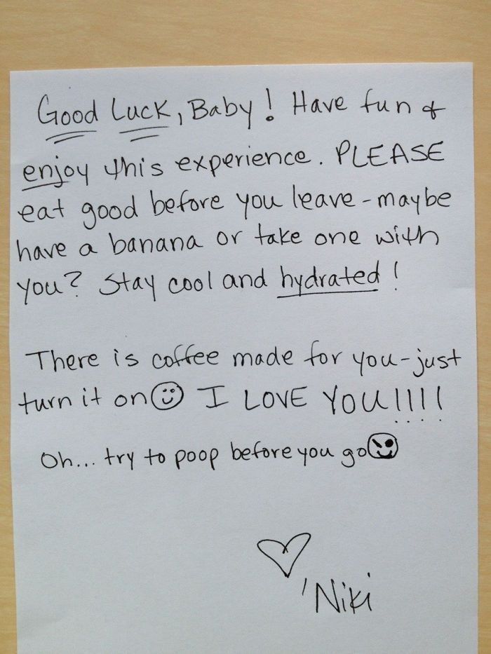 Hilarious Love Notes By Couples With A Sense Of Humour  Humor