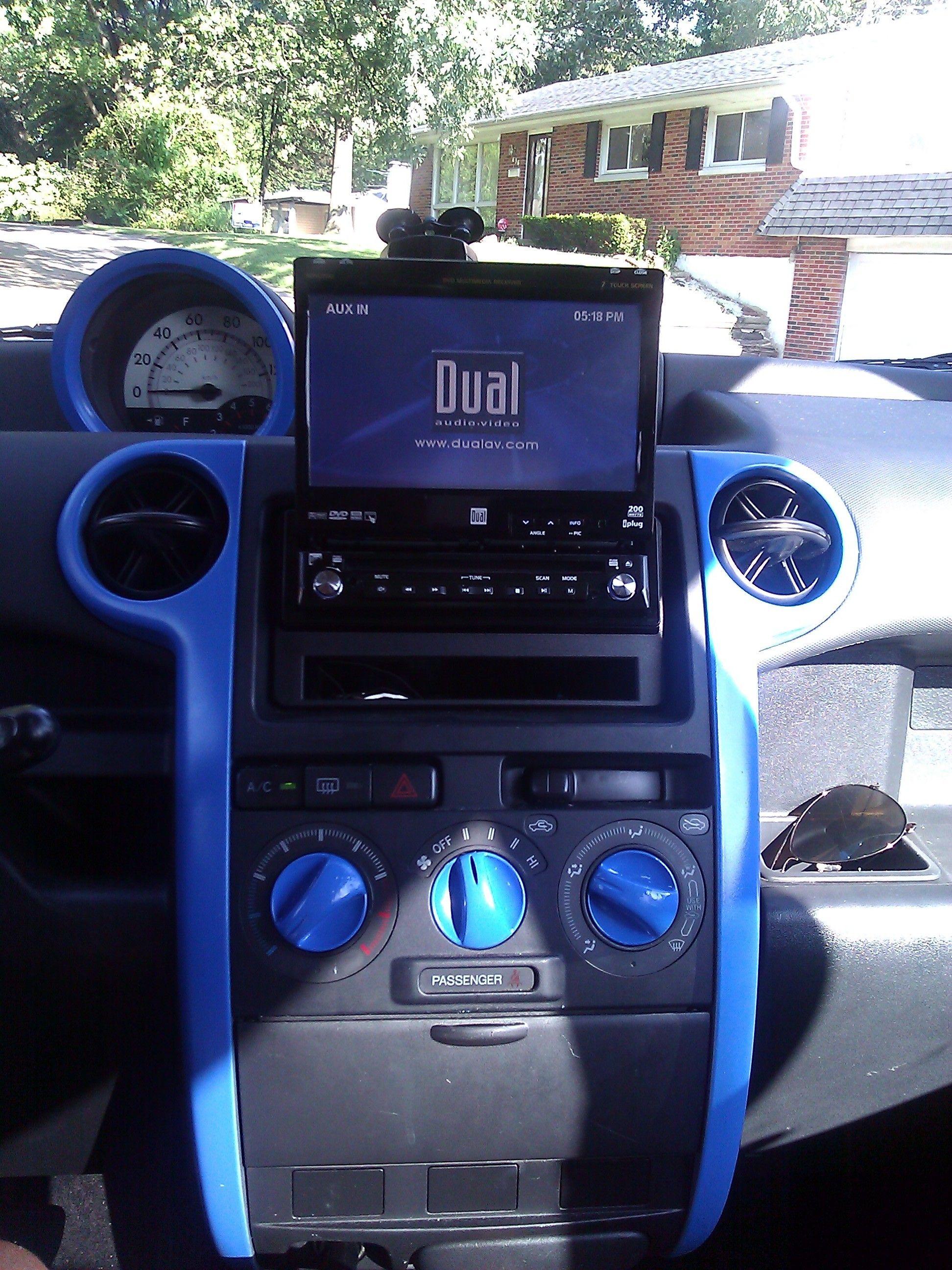Scion Xb Dash After Scion Xb Toyota Scion Xb Scion