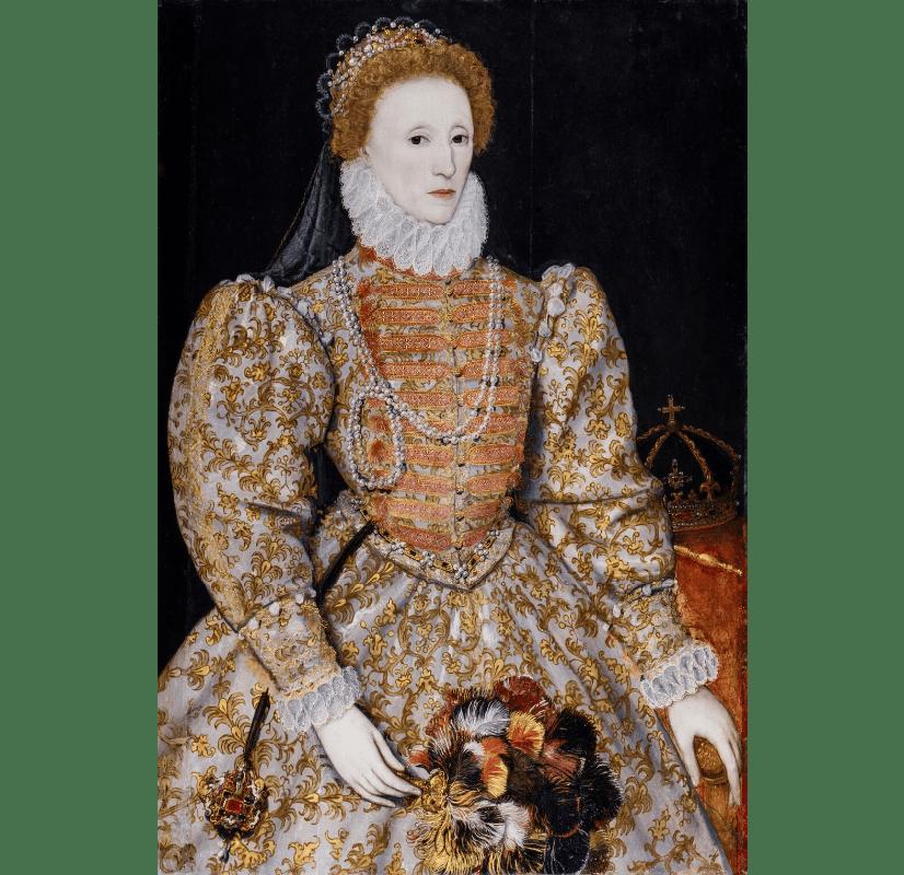 Ep 102 Ophelia S Flowers With Richard Miller Cassidy Cash Elizabeth I Portrait Elizabeth