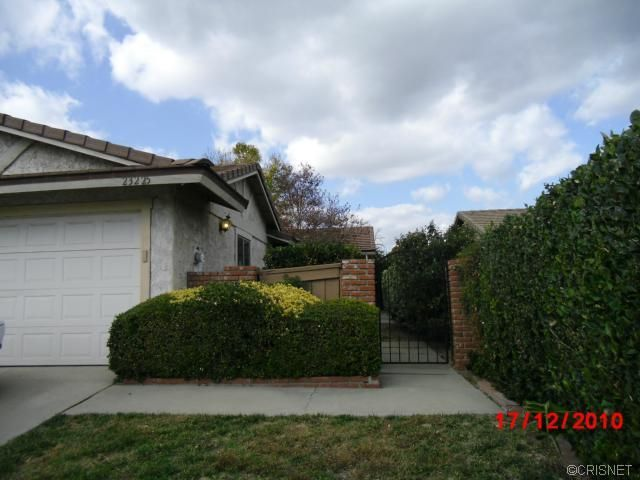 Sold for $320,000 23225 Faisan Court, Valencia CA