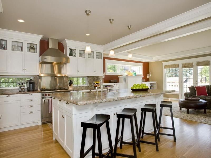 Kitchen Island Ideas Part - 35: Modern And Angled: Which Kitchen Island Ideas You Should Pick - Http://